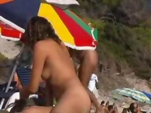 Beach nudist - 0015
