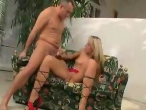 Another lewd crazy threesome action
