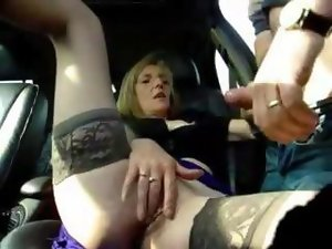 English Amateur Exhibitionist Dogging Adventures