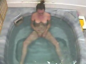 Jacqueline in the spa
