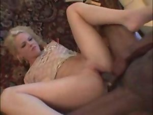 Gorgeous Tempting blonde Slutty girl Loveliness Lassie Monroe Brutal Interracial Point of view sex