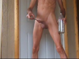 Extreme Dirty ass and Phallus Bottle Fuck and Penis Insertions