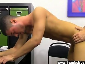 New Accountancy intern gets drilled by his boss