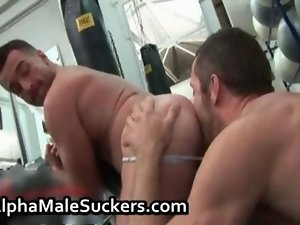 Extreme horny gay screwing and stroking video