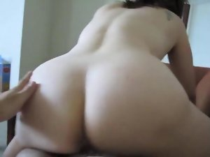Cheating dirty wife banging in a hotel