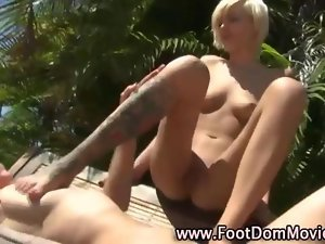 Foot fetish worship lesbos