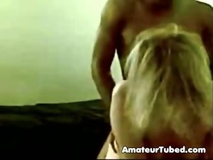 White cutie getting dicked down by bbc