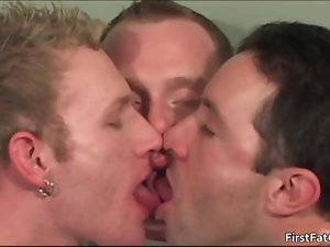 Adam gets his really first wild gay prick segment 2