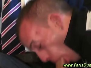 Hungry french gay amateur hunk