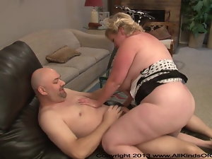 Your Ginormous Tit Stepmom Takes It In The Naughty ass