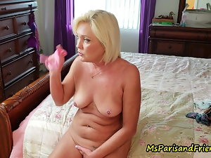 Ms Paris and Her Taboo Tales-Daughter's Undies