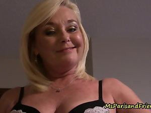 Ms Paris and Her Taboo Tales Do Not Jack Off