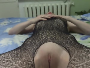 Slutty wife oral pleasure
