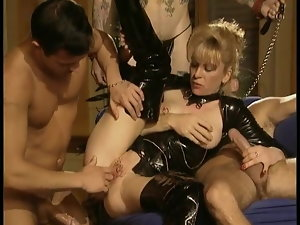 Kinky MILF's gets analised