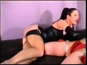 Spandex rubber and bondage & discipline 6